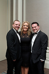 Ed Duffy, Clayton Hotel, Leopardstown, Jennifer Ebbs, Clayton Hotel, Cardiff Lane and Keith Rynhart, Dalata Hotels.