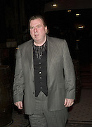 TIMOTHY SPALL, European Film premiere of Sweeny Todd,  Odeon Leicester Sq. and party afterwards at the Royal Courts of Justice. 10 January 2008. -DO NOT ARCHIVE-© Copyright Photograph by Dafydd Jones. 248 Clapham Rd. London SW9 0PZ. Tel 0207 820 0771. www.dafjones.com.