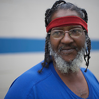 "CLINTON, SOUTH CAROLINA:  Willie Simpson, 59, who is on disability, is undecided on a presidential candidate.  Simpson said, ""Family, that's all I have.  I have two brothers and lots of nieces.  I'm on disability and I can't work, but the President can create jobs.  The focus needs to be on the young people and the future."""