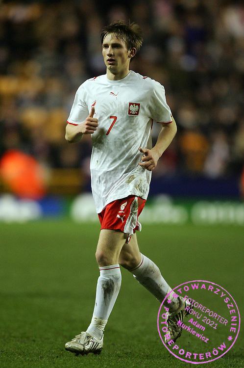 Szymon Pawlowski of Poland U21