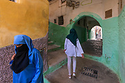 The pilgrimage town of Moulay Idriss nestles in the Rif Mountains of northern Morocco