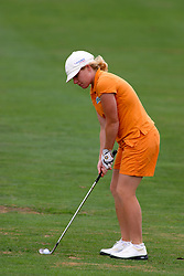 30 Aug 2005<br /> <br /> Mikaela Parmlid prepares to chip up to the 1st green.<br /> <br /> State Farm Classic, LPGA Golf Tournament, Tuesday Practice, The Rail Golf Course, Springfield, IL