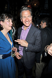 MICHAEL PORTILLO at a reception to celebrate the launch of Liberatum's Russian Anglo Arts Festival (Anglomockba)  held at Sketch, London on 27th April 2009.