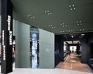 Nelson Wilmotte Architecte - l'Espace Musées et restaurant - aéroport CDG