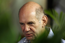 23.09.2011, Marina-Bay-Street-Circuit, Singapur, SIN, F1, Grosser Preis von Singapur, Singapur, im Bild Adrian Newey (GBR), Red Bull Racing (ex. McLaren), Technical Operations Director .for Austria & Germany Media usage only!// during the Formula One Championships 2011 Large price of Singapore held at the Marina-Bay-Street-Circuit Singapur, 2011-09-24  EXPA Pictures © 2011, PhotoCredit: EXPA/ nph/  Dieter Mathis        ****** only for AUT, POL & SLO ******