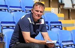 Bolton Wanderers Manager Phil Parkinson  - Mandatory by-line: Joe Dent/JMP - 28/07/2018 - FOOTBALL - ABAX Stadium - Peterborough, England - Peterborough United v Bolton Wanderers - Pre-season friendly