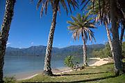 Kualoa Beach Park, Kaneohe Bay, Windward Oahu, Hawaii
