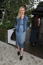Singer songwriter MISTY MILLER at the annual Serpentine Gallery Summer Party sponsored by Burberry held at the Serpentine Gallery, Kensington Gardens, London on 28th June 2011.