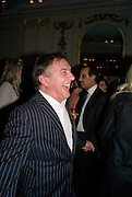 RAYMOND BLANC, Tatler Restaurant Awards. Mandarin Oriental Hyde Park. Knightsbridge. London. 19 January 2009<br /> RAYMOND BLANC, Tatler Restaurant Awards. Mandarin Oriental Hyde Park. Knightsbridge. London. 19 January 2009 *** Local Caption *** -DO NOT ARCHIVE-© Copyright Photograph by Dafydd Jones. 248 Clapham Rd. London SW9 0PZ. Tel 0207 820 0771. www.dafjones.com.