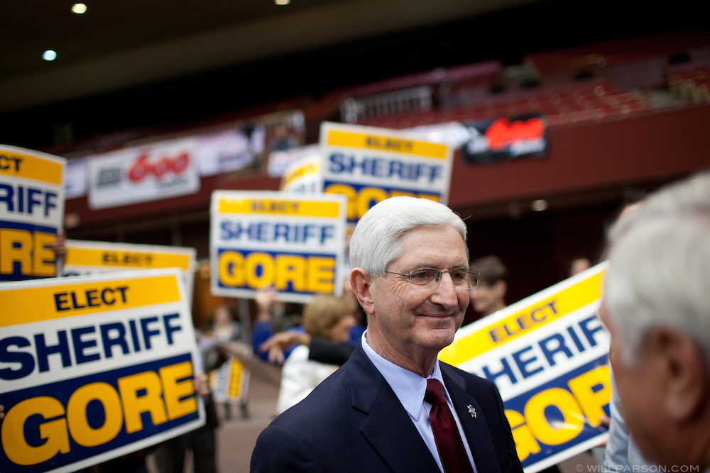 Sheriff Bill Gore.