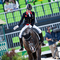 Dressage - Grand Prix Special - Rio 2016 Olympic Games