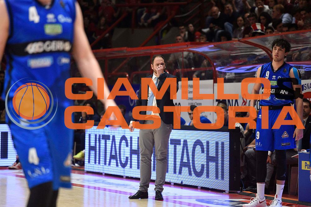 - sport basket serie a The Flexx Pistoia - Germani Basket Brescia<br /> Diana Andrea<br /> The Flexx Pistoia - Germani Basket Brescia<br /> Legabasket A 2016/2017<br /> Pistoia 07/05/2017<br /> Foto Ciamillo-Castoria