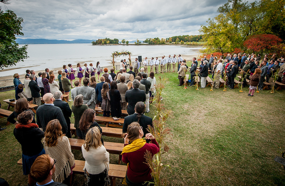 Shelburn Beach. Vermont Wedding Photographer Brian Jenkins Photography portfolio