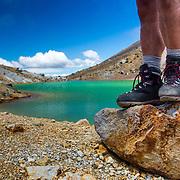 tongariro expeditions photo shoot