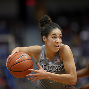 HARTFORD, CONNECTICUT- DECEMBER 19: Kia Nurse #11 of the Connecticut Huskies in action during the UConn Huskies Vs Ohio State Buckeyes, NCAA Women's Basketball game on December 19th, 2016 at the XL Center, Hartford, Connecticut (Photo by Tim Clayton/Corbis via Getty Images)