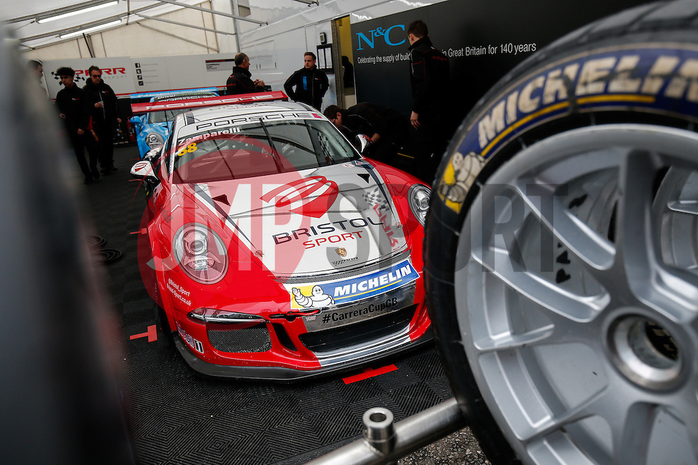 Dino Zamparelli | Bristol Sport Racing | #88 Porsche 911 GT3 Cup car | Porsche Carrera Cup GB - Photo mandatory by-line: Rogan Thomson/JMP - 07966 386802 - 04/04/2015 - SPORT - MOTORSPORT - Fawkham, England - Brands Hatch Circuit - British Touring Car Championship Meeting.
