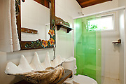 Ad Campaign: Guest room at Grajagan Resort, Ilha do Mel, Brazil