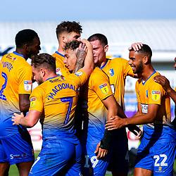 Mansfield Town v Carlisle United