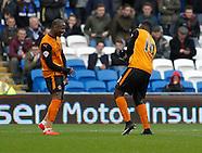 Cardiff City v Wolverhampton Wanderers 280215