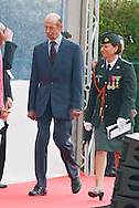 Ceremony of the bicentenary of the Battle of Waterloo. Waterloo, 18 june 2015, Belgium<br /> Pics: Duc of Kent