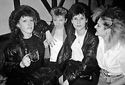 Girls with A Pint, 1980s.
