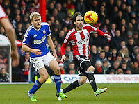 Brentford FC's Jota during the Sky Bet Championship match between Brentford and Ipswich Town at Griffin Park, London 26/12/2014<br /> Picture by Mark D Fuller