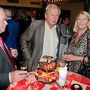 NLD/Amsterdam/20110929 - Presentatie biografie Mies Bouwman, Jan Nagel, Ernst Bakker en partner