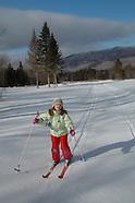 Cross Country Skiing - Child