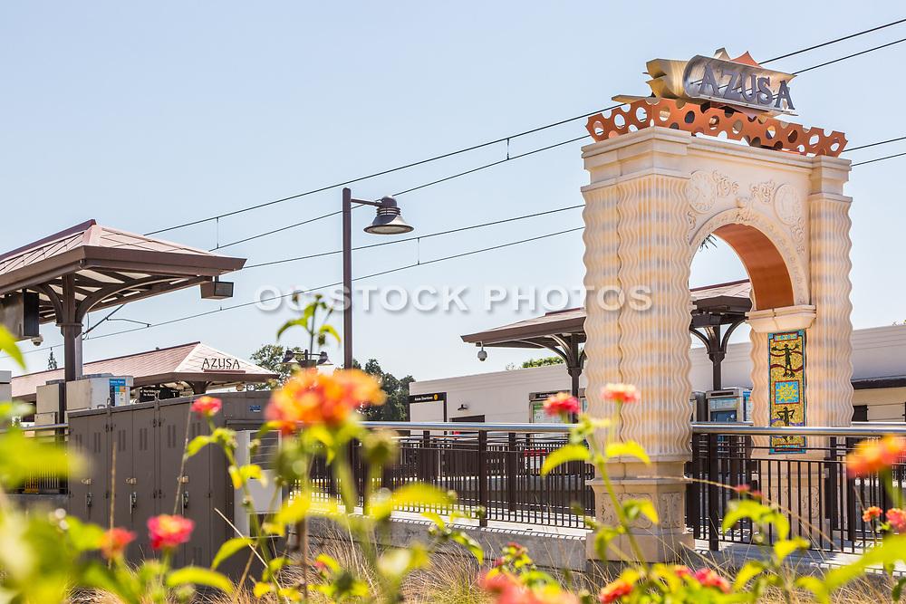 Downtown Azusa Station