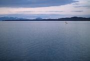 Fishing Boat, Inside Passage, Southeast Alaska, Alaska