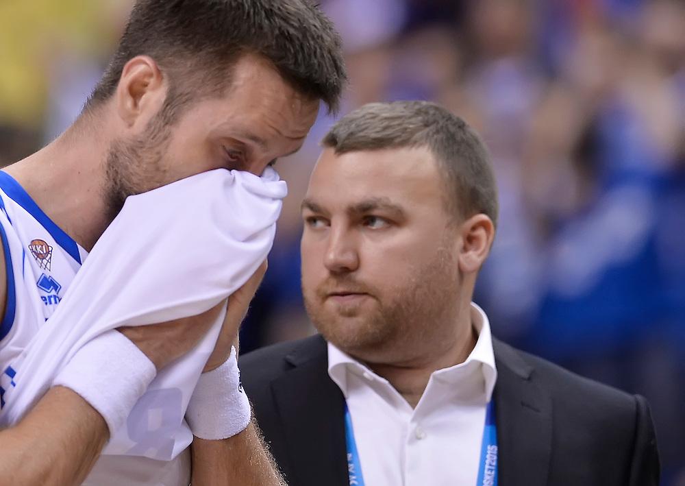 DESCRIZIONE : Berlino Eurobasket 2015 Islanda Italia<br /> GIOCATORE : Hlynur Baeringsson<br /> CATEGORIA : delusione<br /> SQUADRA : Islanda<br /> EVENTO : Eurobasket 2015<br /> GARA : Islanda Italia<br /> DATA : 06/09/2015<br /> SPORT : Pallacanestro<br /> AUTORE : Agenzia Ciamillo&shy;Castoria/R.Morgano<br /> Galleria : Eurobasket 2015<br /> Fotonotizia : Berlino Eurobasket 2015 Islanda Italia