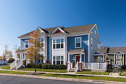 Orchard Ridge Apartment Homes exterior image in Baltimore City by Jeffrey Sauers of Commercial Photographics, Architectural Photo Artistry in Washington DC, Virginia to Florida and PA to New England
