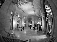 The New York Public Library (NYPL) in New York City