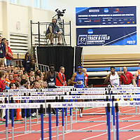 2016 NCAA Division III Indoor Track and Field championships at Bear Athletic Center on 03-12-2016.