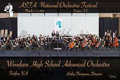 Woodson High School Advanced Orchestra