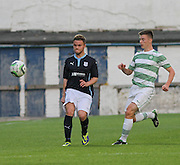 Dundee's Andy Black  - Celtic v Dundee  SPFL Development League at Cappielow<br /> <br />  - &copy; David Young - www.davidyoungphoto.co.uk - email: davidyoungphoto@gmail.com