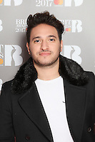 The BRIT Awards 2017 - The BRITs Are Coming - Nominations Launch,<br /> The (ITV) London Studios,<br /> Saturday, 14, January, 2017,<br /> Photo Credit: John Marshall - jmenternational.com
