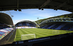General view of the John Smith's stadium - Mandatory by-line: Jack Phillips/JMP - 13/05/2018 - FOOTBALL - The John Smith's Stadium - Huddersfield, England - Huddersfield Town v Arsenal - English Premier League