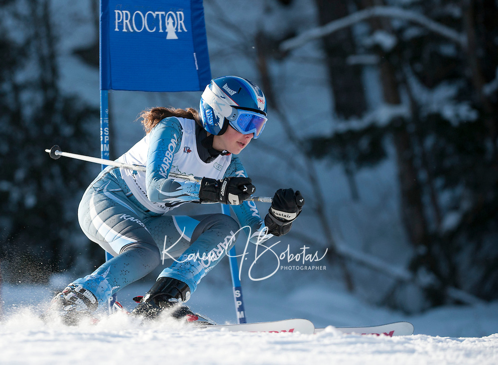 Tecnica Cup at Proctor January 23, 2011.