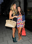 05.JULY.2012. LONDON<br /> <br /> TAMARA AND PETRA ECCLESTONE ENJOY AN EVENING OUT FOR DINNER AT KAI CHINESE RESTAURANT IN MAYFAIR.<br /> <br /> BYLINE: EDBIMAGEARCHIVE.CO.UK<br /> <br /> *THIS IMAGE IS STRICTLY FOR UK NEWSPAPERS AND MAGAZINES ONLY*<br /> *FOR WORLD WIDE SALES AND WEB USE PLEASE CONTACT EDBIMAGEARCHIVE - 0208 954 5968*