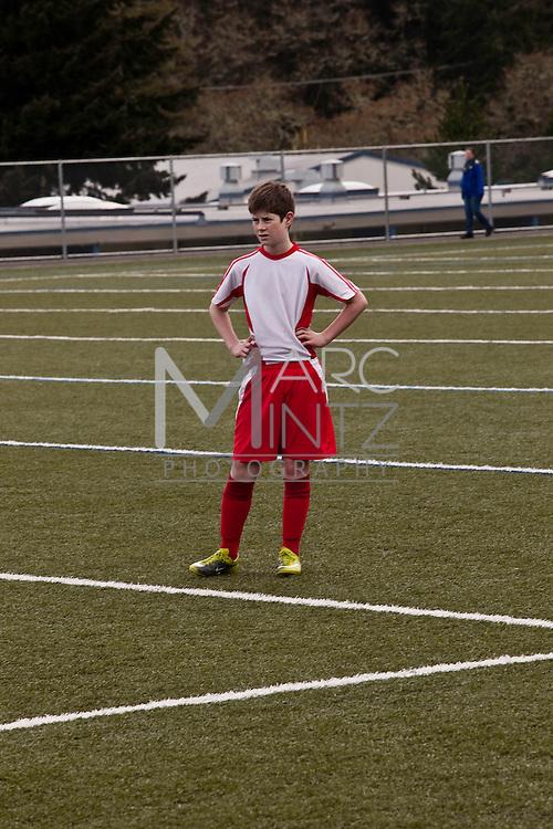 Youth Soccer, Eugene, Oregon