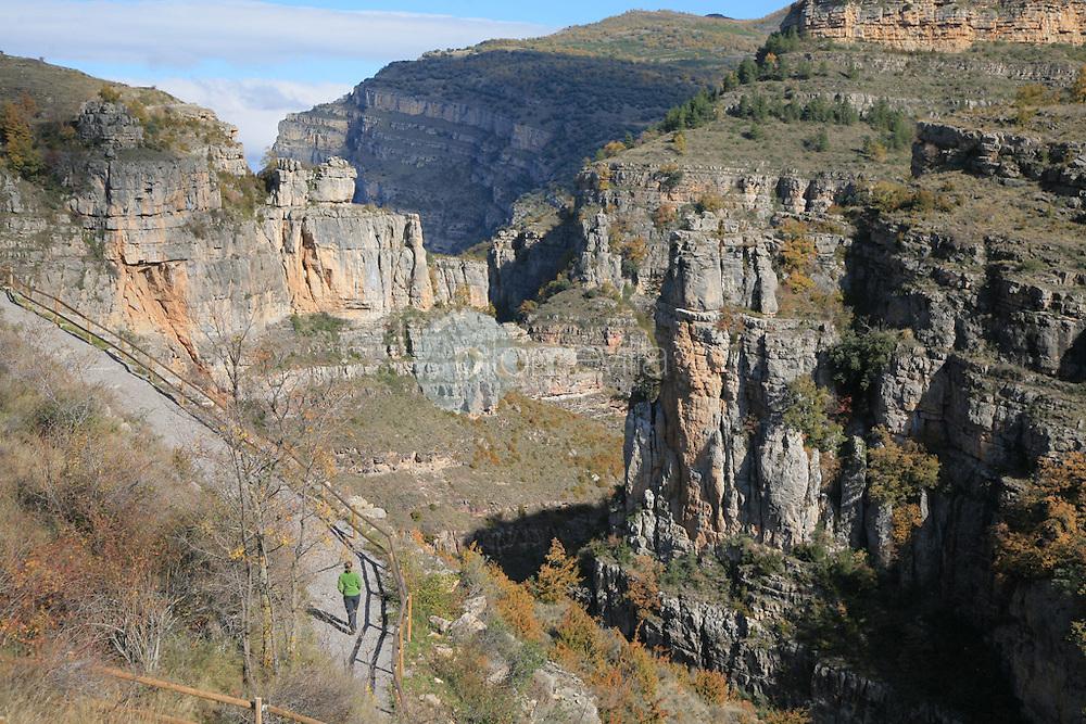 Cañon del Leza. La Rioja ©Daniel Acevedo / PILAR REVILLA