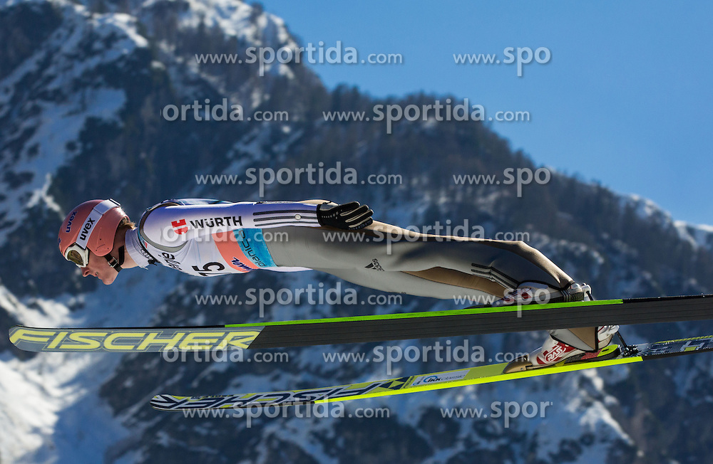 FREUND Severin of Germany during Large Hill Individual Qualification Event at 1st day of FIS Ski Jumping World Cup Finals Planica 2014, on March 20, 2014 in Planica, Slovenia. Photo by Vid Ponikvar / Sportida