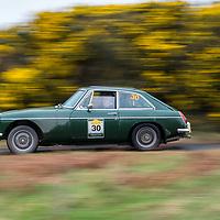 Car 30 Steve Robertson / Julia Robertson