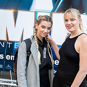 NLD/Amsterdam/20190617 - Men in Black International premiere, Terry Groenen  en Lynn Quenjel
