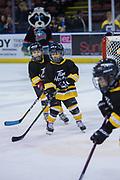 KELOWNA, CANADA - FEBRUARY 07:  Mini Minor's at the Kelowna Rockets game on February 07, 2018 at Prospera Place in Kelowna, British Columbia, Canada.  (Photo By Cindy Rogers/Nyasa Photography,  *** Local Caption ***