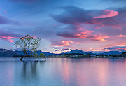 Lake Wanaka Sunrise, Central Otago, New Zealand