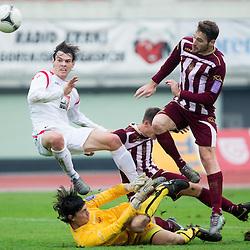 20121121: SLO, Football - PrvaLiga NZS, NK Triglav vs NK Rudar