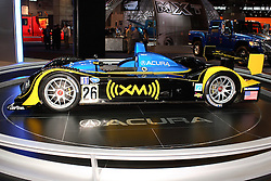 08 February 2007:2007 Acura powered American LeMans Series Entry race car. The Chicago Auto Show is a charity event of the Chicago Automobile Trade Association (CATA) and is held annually at McCormick Place in Chicago Illinois.