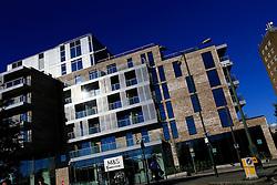 UK ENGLAND LONDON 20JUN16 - New luxury apartments development Queens Park Place at Queens Park, west London.<br /> <br /> jre/Photo by Jiri Rezac<br /> <br /> © Jiri Rezac 2016